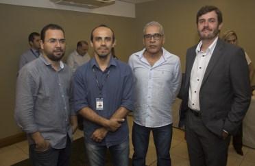 Leonardo Gomes, João Paulo, Roberto Mandarine e Jader Koller (3)