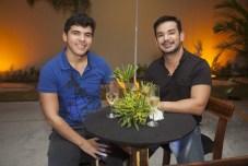 Luiz e Pedro Henrique