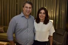 Mauricio e Cristina Sleiman