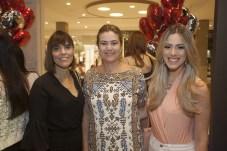 Fernanda Peixoto, Geovana e Sara Castro