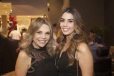 Lilian Porto e Camila Moreira