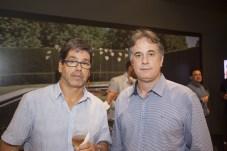 Marcelo Caldas e Marcos Pessoa