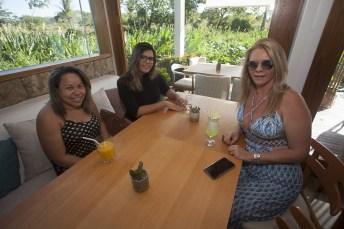 Fatinha Silva, Camile e Kelma Boa Vista
