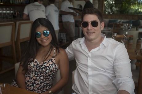 Tatiana Pedrosa e Anderson Christian