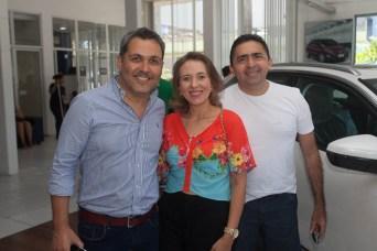 Aguimar Ferreira, Luiza Lacerda e Assis Bezerra-2