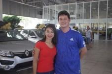 Andressa Soares e Flavio Moreira