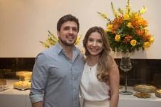 Daniel Cesar e Louise Macedo