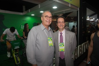Francis Sousa e Roberto campos