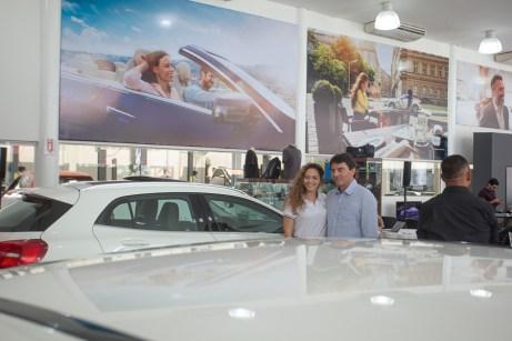 Lançamento do Novo Mercedes GLA-33