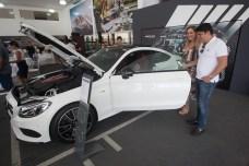 Lançamento do Novo Mercedes GLA-36