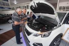 Lançamento do Peugeot 3008 na Belfort-47