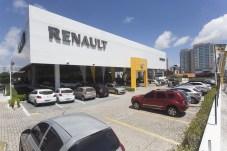 Lançamento do Renault Kwid Na Regence