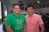 Luiz Henrique e Helder de Almeida