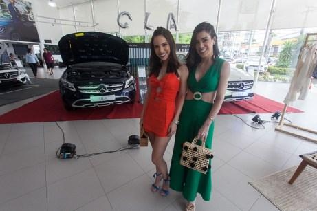 Nicole Vasconcelos e Juliana Cordeiro