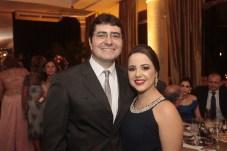 Romulo e Isabela Barbosa