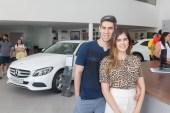 Thiago Lima e Luana Duarte