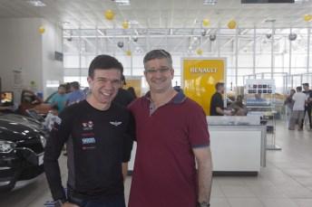 Waldonys e Alexandre Leão