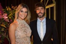 Danielle Ferrer e Felipe Baiana
