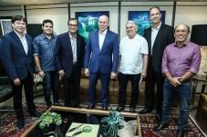 Edgar Gadelha , Demetrios Jorge Viana , Beto Studart , Fernando Karnal , Jose Antunes Mota , Regis Medeiros e Andre Montenegro (4)