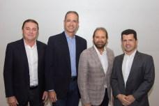 Eliseu Barros, Regis Medeiros, Guilherme Paulus e Erick Vasconcelos (3)
