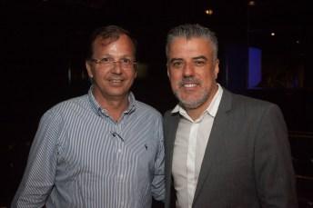 Estenio Quinderé e Marcelo Cruz