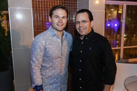 Fabio Albuquerque e Alexandre Guilhon
