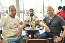 Fernando Canuzo, Ricardo Carvalho e Gostozinho Rebolsas