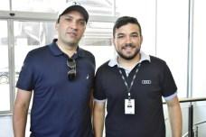 Francisoc Gomes e Daniel Uchoa