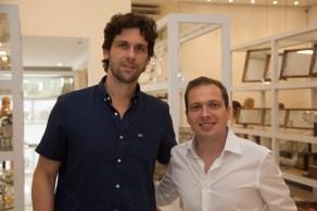 Henrique Brasil e Humberto Cavalcante