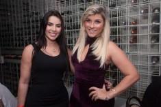 Janice Brandão e Rana Vanesa