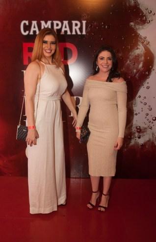 Juliana Alves e Doris Rachel