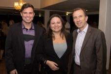 Kleyberg Guimaraes, Catarina Martins e Philippe Godefroit (1)