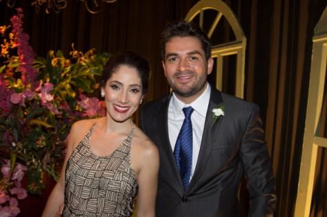 Marcela e Marcelo Barbosa