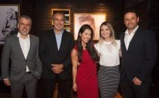 Marcelo cruz, Paulo Angelim, Bruna Sereno, Jessica Alves e Luciano Andreoti-2
