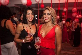 Natalia Pena Forte e Livia Souza