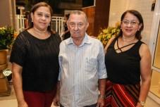 Norma De Evangelista , Bruno Onofre e Nivia De Evangelista (2)