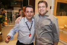 Nuno Sobral e Vander Jamil