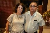 Roberta Minella e Marcos Melo