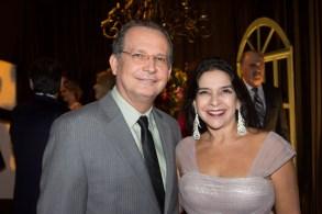 Roberto e Vanessa Rodrigues