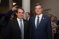 Salmito Filho e Cid Marconi