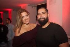 Sarah Plutarco e Luiz Victor Torres