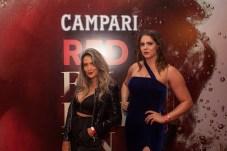 Vivi Andrade e Samantha Girão
