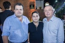 Renan Freire Junior, Renan Freire Neto e Jose Mello
