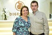 Ana Zelia e Ricardo Gadelha