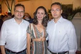 Ananias Gomes, Ana de Lurdes e Auzerino Filho (2)