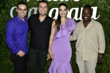 André Guanabara, Hermano Bezerra, Catarine Guanabara e Guro Anderson