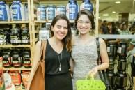Carolina e Clarisse Esmeraldo