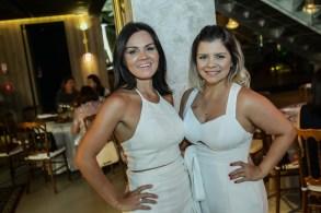 Catarine Queiroz e Karla Moreira