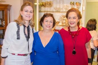 Eliane Machado, Júlia Philomeno e Tida Leal