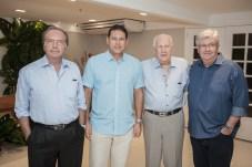 Hermano Franck, Marcus Medeiros, Carlos Martan e Carlos Maia (2)